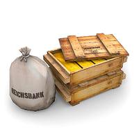 WW2 Reichsbank Gold 1