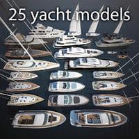 Yacht Marina & Ships