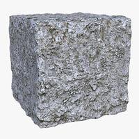 Rock (129) - Photogrammetry based PBR texture