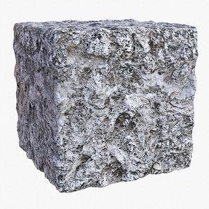 Rock (130) - Photogrammetry based PBR texture