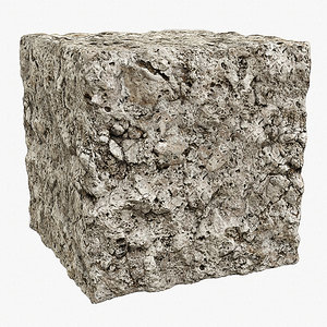 Rock (131) - Photogrammetry based PBR texture