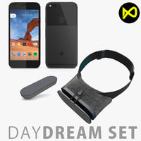 Google DayDream Set