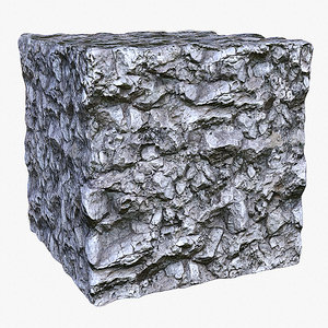Rock (134) - Photogrammetry based PBR texture