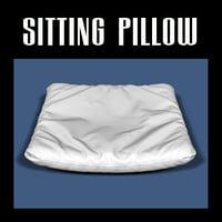 sitting pillow blend