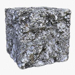 Rock (136) - Photogrammetry based PBR texture