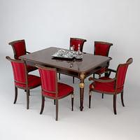 Ceppi Dinner Furniture