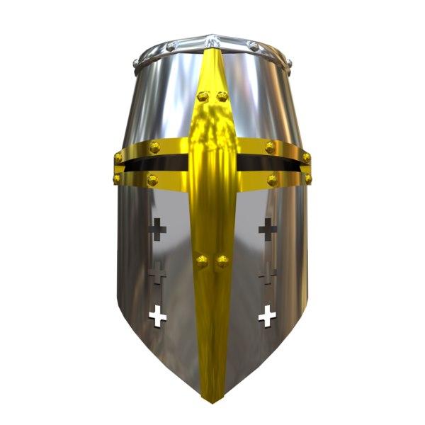 3d max helmet