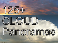 Cloud Panorama Pack