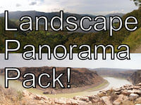 Landscape Panoramas Pack