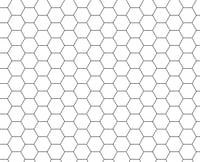 HONEYCOMB revit hatch pat