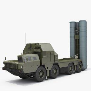 s-300 3d model