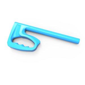 3d handle model