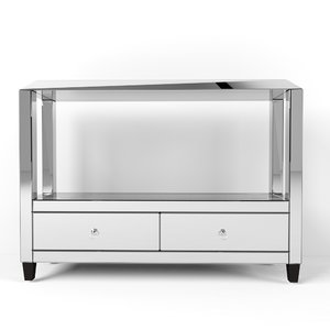 3ds montreal mirrored console table