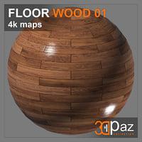 Floor Wood 01