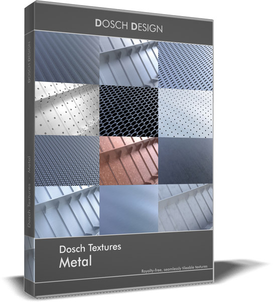 DOSCH Textures - Metal