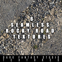 Dark Fantasy Studio- Rocky road