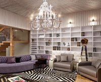 max modern bookcase