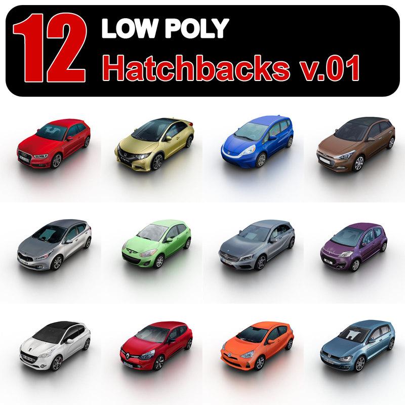 max hatchbacks traffic games