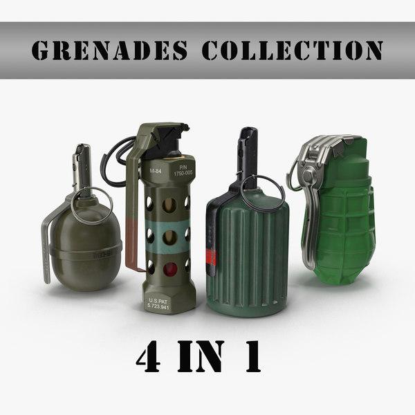 3d grenades 1