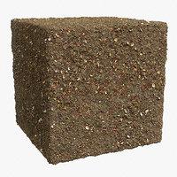 Grass (139) - Photogrammetry based PBR texture