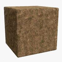 Grass (140) - Photogrammetry based PBR texture