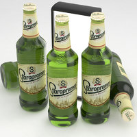 Beer Bottle Staropramen 500ml