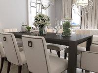 Eichholtz Dining Table Devon