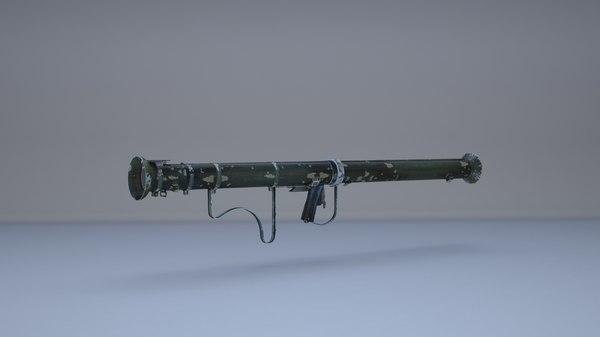 3D bazooka