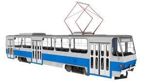 tatra tram ckd max