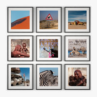 3d photo wall namibia
