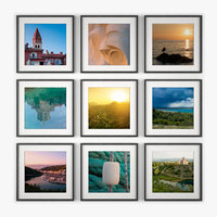 photo wall croatia 3d 3ds