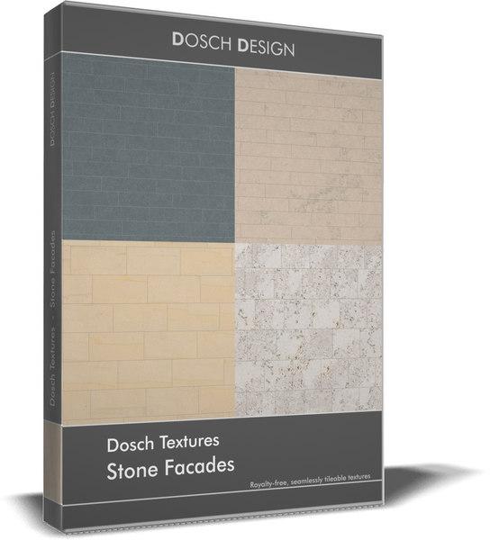 Dosch Textures - Stone Facades