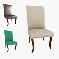 living room chair 3ds