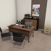 Office Room Pack
