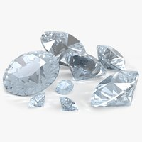 Crystal Diamonds