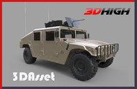 Military Humvee 2008