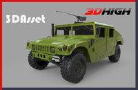 Humvee Green