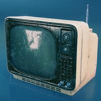 Vintage Tv game model