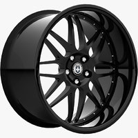 3d hre c20 wheels