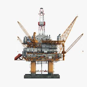 oil rig max