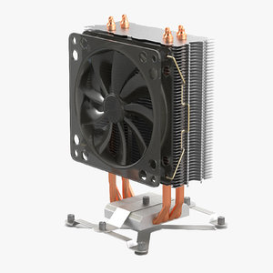 max processor radiator