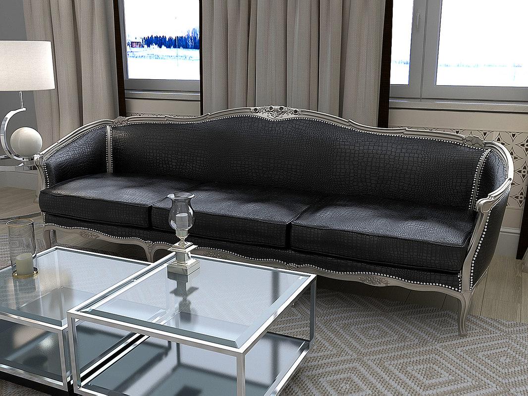 obj boffi sofa
