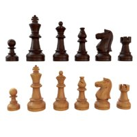 Staunton chess set - Updated!