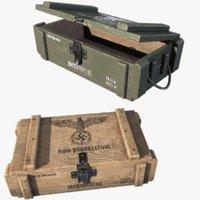 Ammo Crates