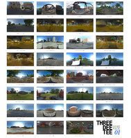 HDRI Pack Vol 01 --- 31 medium quality hdri's