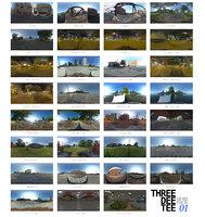 HDRI Pack Vol 01 --- 31 medium quality hdri's