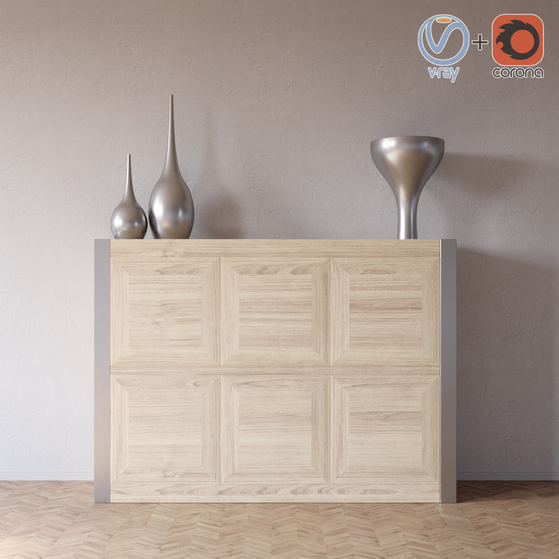 3d model komod chest yolis