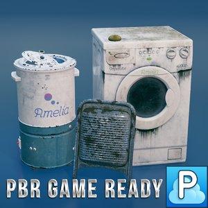 fbx washing machines
