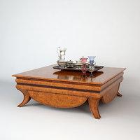 table francesco molon 3d 3ds