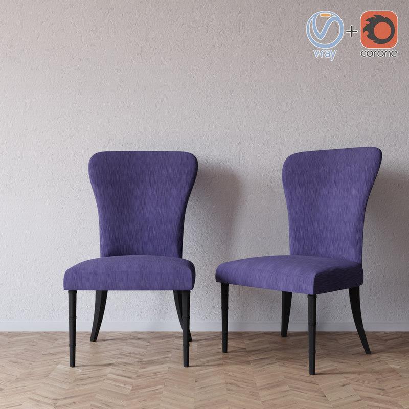 max 640-s sidechair wesley hall